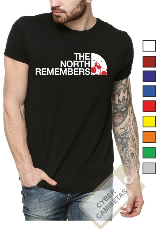 Camiseta The North Remembers