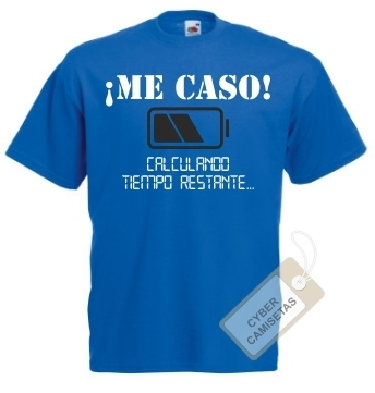3c4de28194ae Camiseta Despedida de Soltero Me Caso